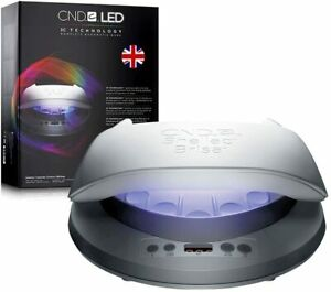CND LED Lamp for SHELLAC, BRISA UK PLUG Professional 36W Curing Light Nail Dryer