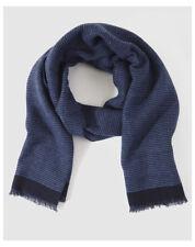 Écharpes bleus pour homme   eBay 59a38a4c35a