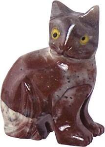 Pervuvian Dolomite CAT Pocket Totem, Spirit Animal!