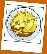 2 Euro Gedenkmünze Belgien 2019- 25. Gründungstag Europäischen Währungsinstituts