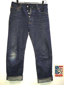 Levi's 501 Vintage Jeans Denim W32 L34  80's 90's