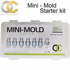 Mini - Mold Dental Orthodontic Starter Kit For Fixed Retainer Brackets 27 tips