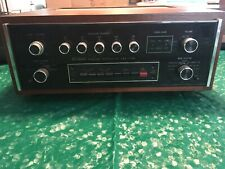New listing *Vintage Mcintosh Ma6200 Integrated Amplifier with walnut cabinet [Exc+]