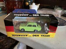 145P Vitesse Portugal Trabant 601 DDR Der Trabi 1989 Beige 1:43 +Box