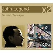 John Legend : Get Lifted/Once Again (2CDs) (2008)