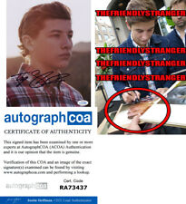 TYE SHERIDAN signed Autographed 8X10 PHOTO c EXACT PROOF - Ready Player One ACOA
