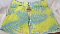 MENS SWIM TRUNKS SHORTS LINED  SIZE 4XL  POLYESTER ~~~~Lot #52