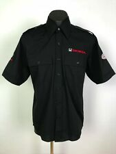 NEW Honda Official Australian Supplier Mechanic Motor Racing Shirt Size S