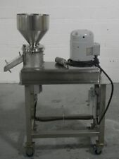 Premier Colloid Mill Stainless Steel Construction With Portable Base
