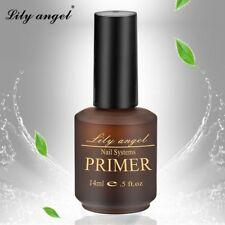 Nail UV Gel Prep PRIMER Acid Bonder Each 0.5 oz NAIL ART UV Gel Lily Angel 1PCS