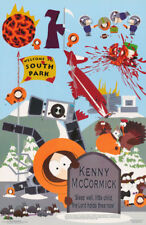 POSTER : TV SERIES : SOUTH PARK - DEATHS OF KENNY - FREE SHIPPING ! #3424 RC34 P