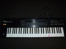 Roland D-10 Multi Timbral Linear Synthesizer For Repair Will Part Out