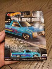 Hot Wheels Premium Car Culture Cruise Boulevard Custom '93 Nissan Hard Body(D21)
