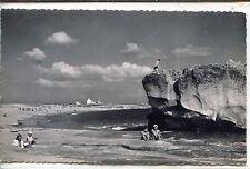 CP 29 Finistère - Lesconil - Rocher du Men-Guen et la plage du Sémaphore