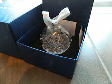 Swarovski Christmas Ball Ornament..