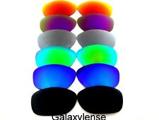 Replacement Lenses Oakley Pit Bull Sunglasses Black&Blue&Green&Gray&Purple&Red