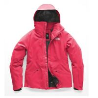 The North Face Women's ANONYM Insulated Gore-Tex Ski Jacket Teaberry Pink M 10