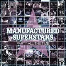 Manufactured Superstars - Party All The Time Nouveau CD
