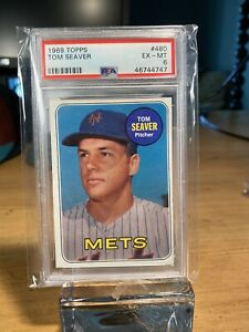 1969 Tom Seaver Ex-Mint 6
