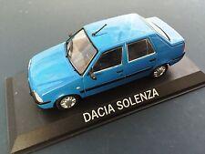 DACIA SOLENZA AUTO 1/43 IXO IST - LEGENDARY CAR AUTO - BA71