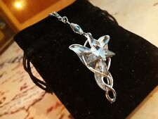 Lord of The Rings Arwen's Evenstar Pendant Necklace