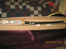 BEAUTIFUL Oriental Sword/Katana with Sheath...Brand New...no markings