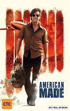 American Made (Blu-ray, 2017) + Digital UV - BRAND NEW & SEALED- FREE POST!!