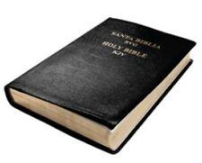 RVG  / KJV - Bilingual Edition (Black) Spanish / English Bible