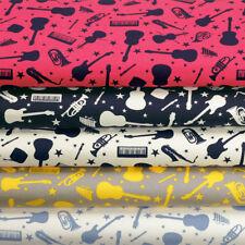 Quilting Music Craft Fabrics