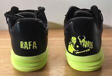 nike lunarballistec Nadal tennis shoes with customization option federer (sz8)