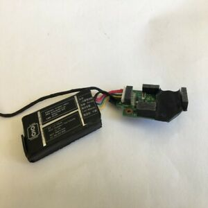 DELL LATITUDE RUGGED 5404 5414 SERIES GPS BOARD W/ BATTERY & CABLE 078MQR (D10)