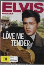 Elvis Love Me Tender DVD New Sealed Australia Region 4