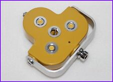 Yellow Triple Prism Holder For Nikontopconsokkiasouthpentax Total Station