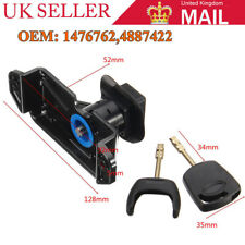 BRAND NEW BONNET LOCK AND LATCH WITH 2 KEYS 2006 - 2013 FOR FORD TRANSIT MK7 OLU