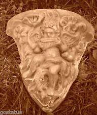 Angel Mould Plaster concrete plastic angel sconce mold