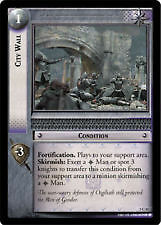 Lord of the Rings CCG Helm's Deep 5C33 City Wall TCG LOTR