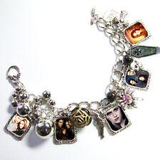twilight Kristen Stewart Robert Pattinson  charm bracelet