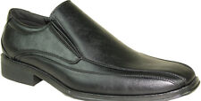 BRAVO New Men Dress Shoe MILANO-7 Loafer Square Bicycle Toe Leather Lining