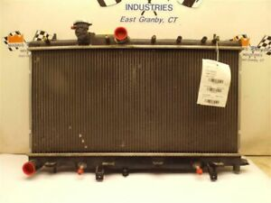 Radiator Fits 05 SAAB 9-2X 180427