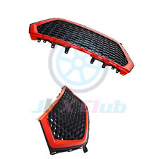 For Ford Edge 2015-2018 Front Bumper Grille o Honeycomb Vent Grid Cover k Refit