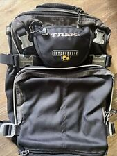 Trek Interchange Expandable Trunk Pannier Bag for Rear Bike Rack