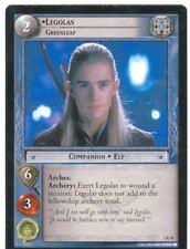 Lord Of The Rings CCG FotR Card 1.R50 Legolas Greenleaf