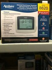 Aprilaire 8620 Universal Touch Screen Programmable Thermostat