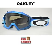 OAKLEY® PROVEN™ H2O GOGGLES JET SKI SEA DOO SUPERJET PWC WATERCRAFT RACING BLUE