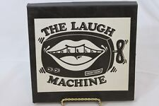 "The Laugh Machine Audio 7"" Reel Aug 27 - Sep 3 1984 Comedy ""Goober"" & more"