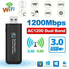 Best USB 3.0 AC 1200 802.11 WiFI Wireless Adapter...