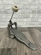 More details for single bass drum pedal double sprung drum hardware #pd057