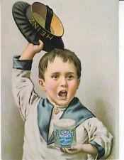 Heinz Baked Beans Postcard Unused VGC
