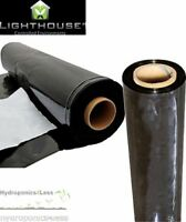 BLACK and WHITE Mylar reflective sheeting film roll hydroponics grow kit 2mx10m