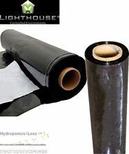 BLACK and WHITE Mylar reflective sheeting film roll hydroponics grow kit 2mx10m